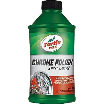 Turtle Wax Chrome Polish & Rust Remover