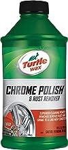 Turtle Wax T-280RA Chrome Polish & Rust Remover - 12 oz.