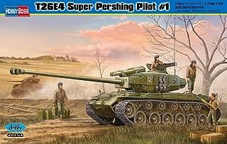 Hobby Boss T26E4 Super Pershing Pilot #1 Vehicle Model Building Kit