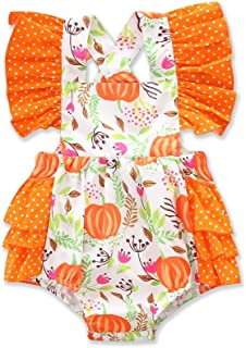 smocked pumpkin outfit