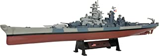 USS Iowa 1944 - 1:1000 Ship Model (Amercom ST-13)