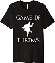 Game Of Throws - Brazilian Jiu Jitsu/Judo Premium T-Shirt