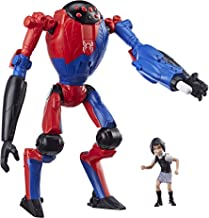"Spider-Man: Into The Spider-Verse SP//Dr & Peni Parker 6""-Scale Super Hero Figure Toy"