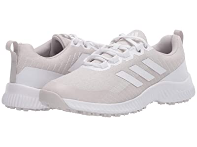 adidas Golf Response Bounce 2 SL (Footwear White/Orbit Grey/Silver Metallic) Women