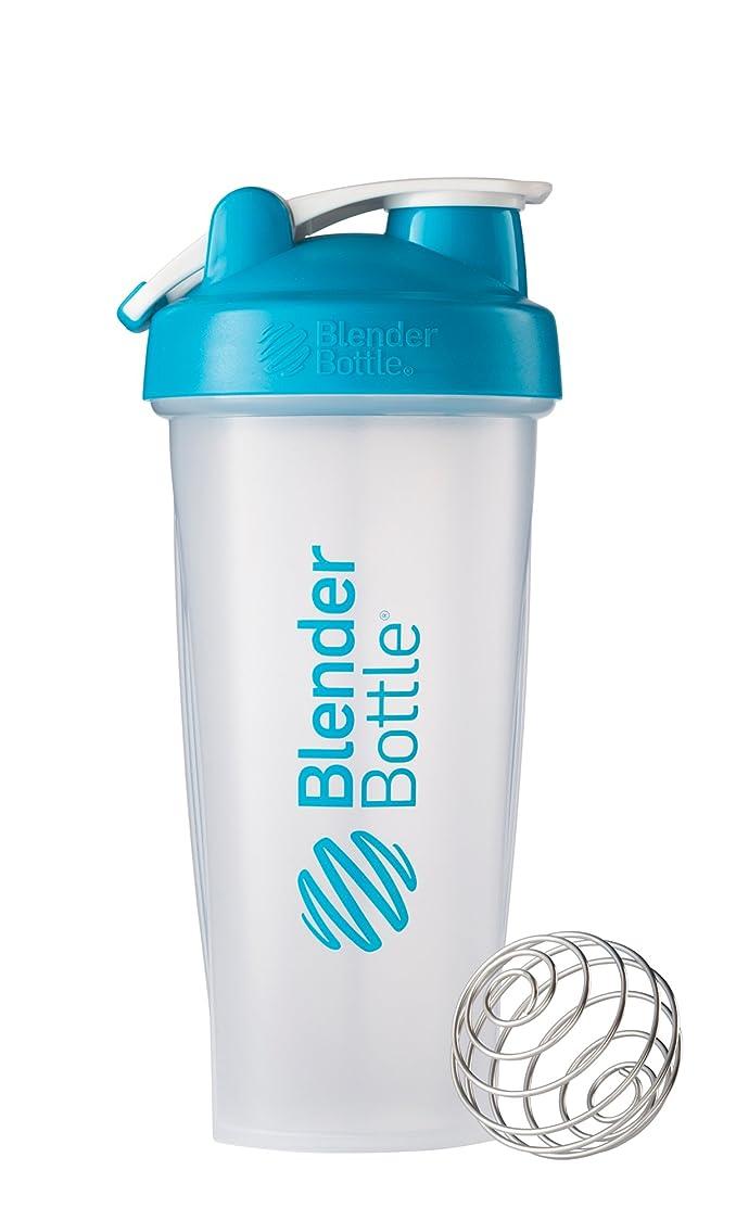 耐えられる五月任命するBlender Bottle - ループ水が付いている古典的なシェーカーのびん - 28ポンド Sundesa で