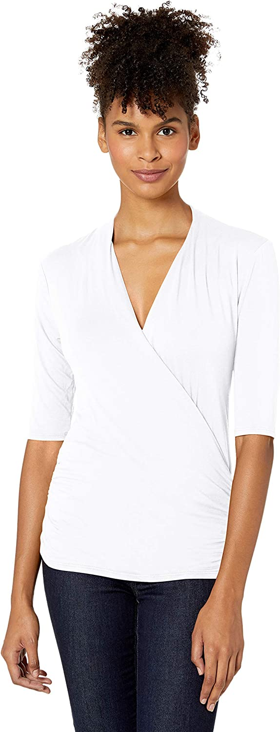 Michael Stars New Shipping Free Shipping Gorgeous Women's Surplice Anne Top