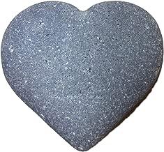 Stone Cheer Heart Shape Natural River Rock 2