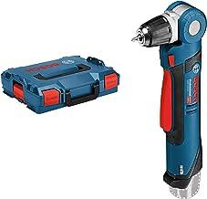 Bosch Professional System 12 V wiertarka kątowa GWB 12 V-10 (bez akumulatora i ładowarki, w pudełku L-Boxx)