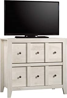 Sauder Dakota Pass Console with File, For TVs up to 42