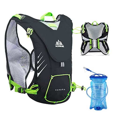 TRIWONDER 8L Hydration Vest for Outdoors Mochilas Trail Marathoner Running Race Hydration Pack Backpack fits Women