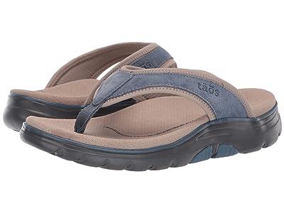 Taos Footwear Aura (Blue/Grey) Women