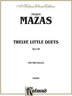 Twelve Little Duets, Op. 38