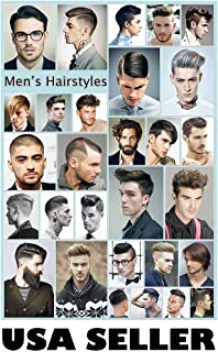 mens hairstyle posters