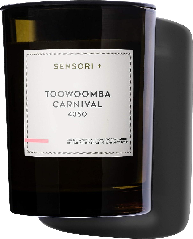 SENSORI+ Inexpensive Dealing full price reduction Air Detoxifying Soy Toowomba Candle Carnival 4350