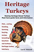 Heritage Turkeys. Raising Heritage Breed Turkeys Must Have Guide Facts and Information Pets, Caring, Feeding, Farming, Buying, Recipe, Breeding, Bourb