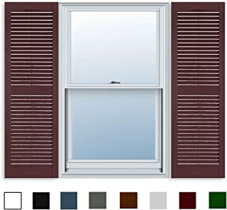affordable exterior shutters