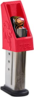 RAEIND Magazine Speedloader for M&P Shield, Springfield XD-S, Ruger LCP, Sig 938, All Colt 1911 Single Stack, 9mm, 40, 45 ACP Pistols (RAE-702)