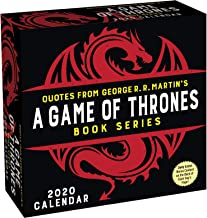 Quotes from George R. R. Martin's Game of Thrones Book Serie