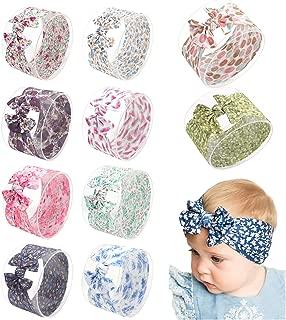 Baby Girl Nylon Headbands Newborn Infant Toddler...