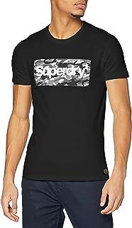 Superdry Cl Camo tee Camiseta para Hombre