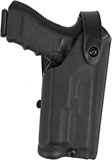 Safariland 6280 Level II or III Retention SLS Duty Holster Mid-Ride, Black, STX, Springfield XD 5-Inch with M6