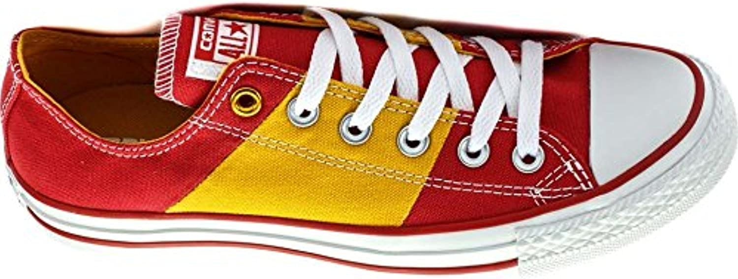 Converse Mens Fashion Sneakers Size 5 M 142987F Ct Ox Tri Panel Spain Canvas