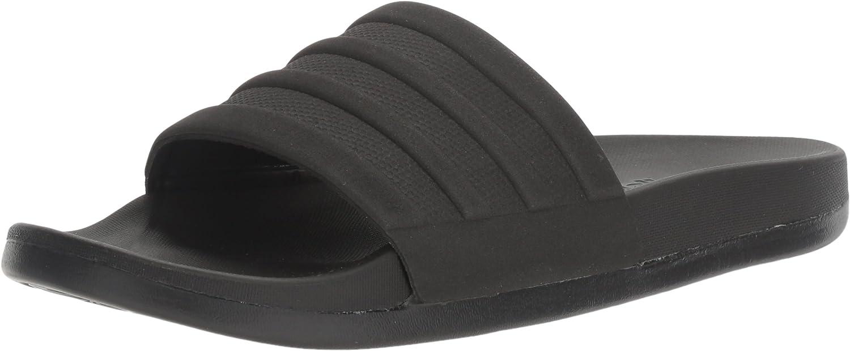 Adidas Mens Adilette Cf+ Mono Slide Sandals Athletic Sandal