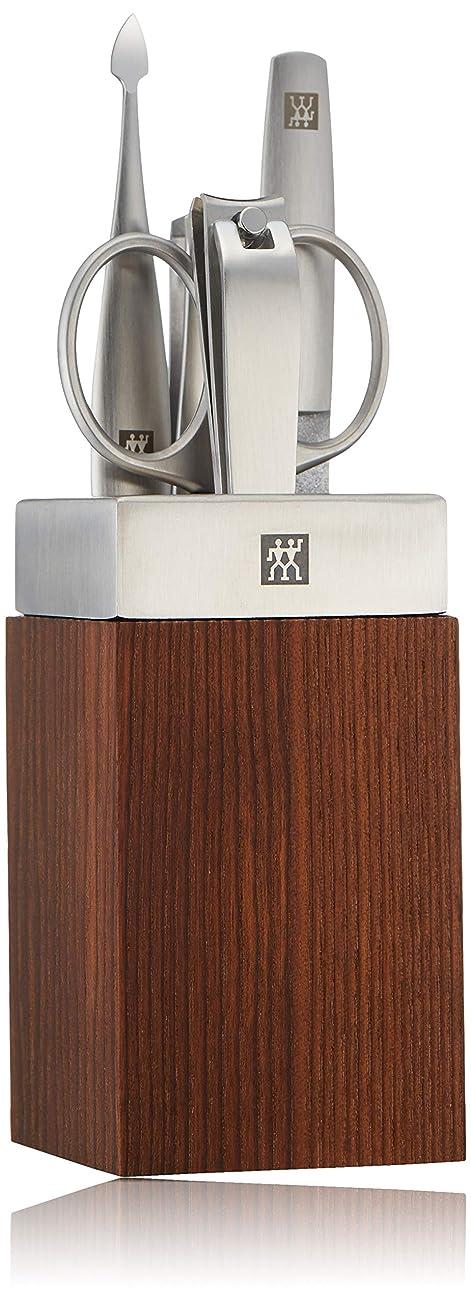 プラカードエキサイティング容器TWINOX Spa ウッドブラウン 縦 5pcsセット 97345-000