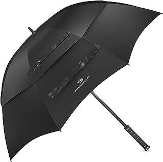 Procella Large Golf Umbrella – Award Winning, Windproof, Waterproof - Superior Heavy Duty Automatic Umbrella Defies High W...