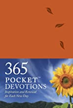 365 Pocket Devotions: Inspiration and Renewal for Each New Day