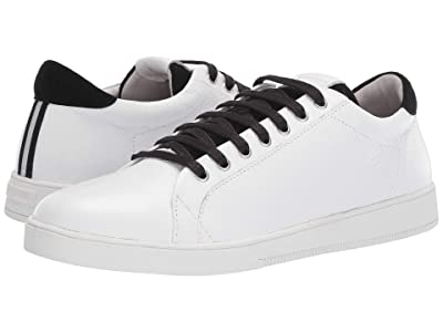 Blackstone Low Sneaker RM31 (White/Black) Men