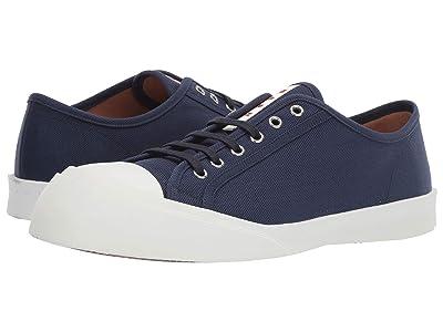 MARNI Exaggerated Tennis Sneaker (Blue/Black) Men