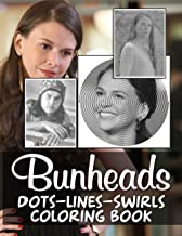 Bunheads Dots Lines Swirls Coloring Book: Bunheads Unofficial High Quality Dots-Lines-Swirls Activity Books For Kids And A...
