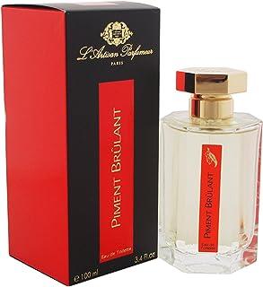 L'Artisan Parfumeur Piment Brulant Eau de Toilette Spray, 3.4 Ounce
