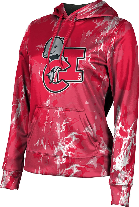 ProSphere California State University Channel Islands Girls' Pullover Hoodie, School Spirit Sweatshirt (Marble)