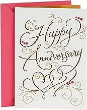 Hallmark Signature Anniversary Card for Couple (Happy Anniversary)