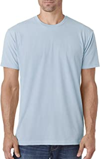 Next Level Men's Premium 1X1 Sueded Baby Rib Collar T-Shirt