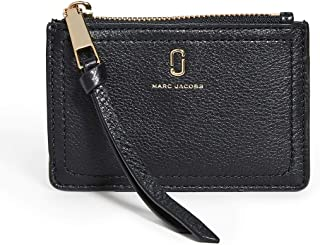 Marc Jacobs Women's Top Zip Multi Wallet