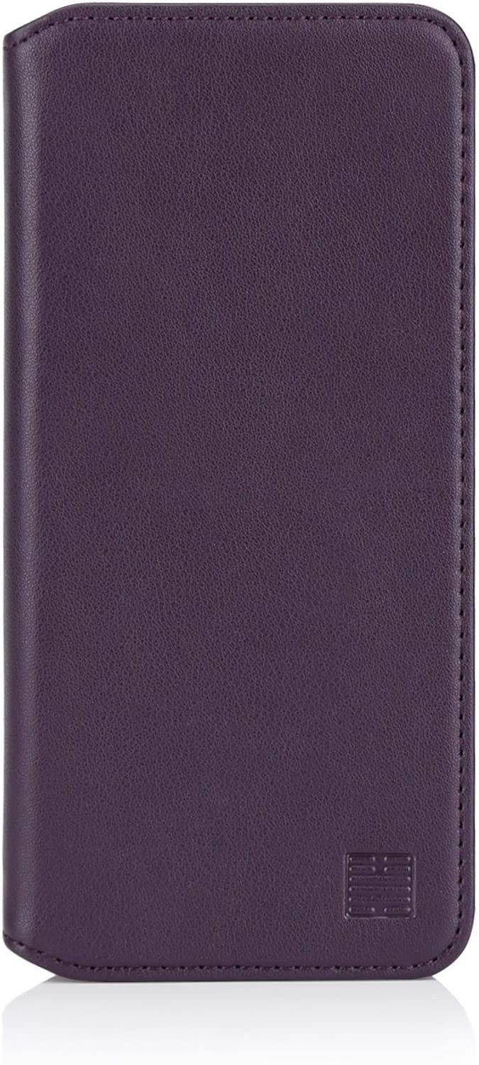 32nd Classic Series 2.0 - Real Leather Book Wallet Case Cover for Apple iPhone 11 Pro (5.8