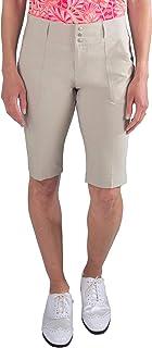 Jofit Apparel Women's Athletic Clothing Bermuda Short for Golf & Tennis