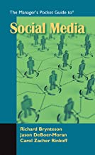 The Managers Pocket Guide to Social Media (The Manager's Pocket Guide Series Book 42)