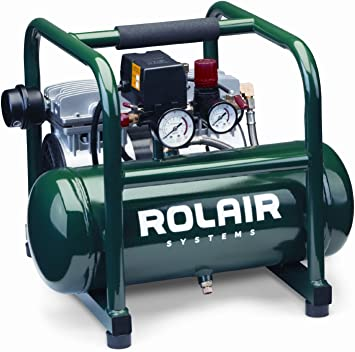 Rolair JC10 Plus 2.5 Gal Electric Air Compressor: image