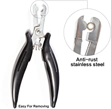 Neitsi U-shape Fusion Bond Crusher Tool for Keratin Hair Extensions