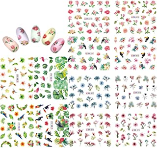 Best tropical nail art stickers Reviews