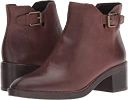 45bac6ba708 Cole haan air jefferson zip boot coffee brown calf | Shipped Free at ...