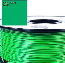PRILINE TPU-1KG 1.75 3D Printer Filament, Dimensional Accuracy +/- 0.03 mm, 1kg Spool, 1.75 mm, Green