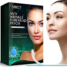 Forehead Anti-Wrinkle Patch | Overnight Smoothing | Lifting & Hydrating Silicone Patches | Antiaging and Antiwrinkle Beauty Mask - 5 strips