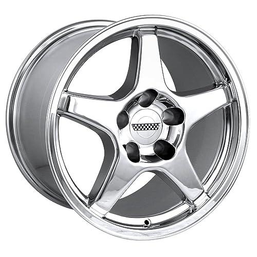 Rim For A 94 Chevy Corvette Amazon Com