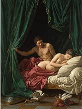 Doppelganger33 Ltd Painting Roman Lagrenee Peace Mars Venus Canvas Art Print