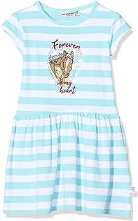 Tunika Ärmelloss Kleid mit Häkel Tunika Gr.92 Sale!! Mädchen Kleid Sommerkleid